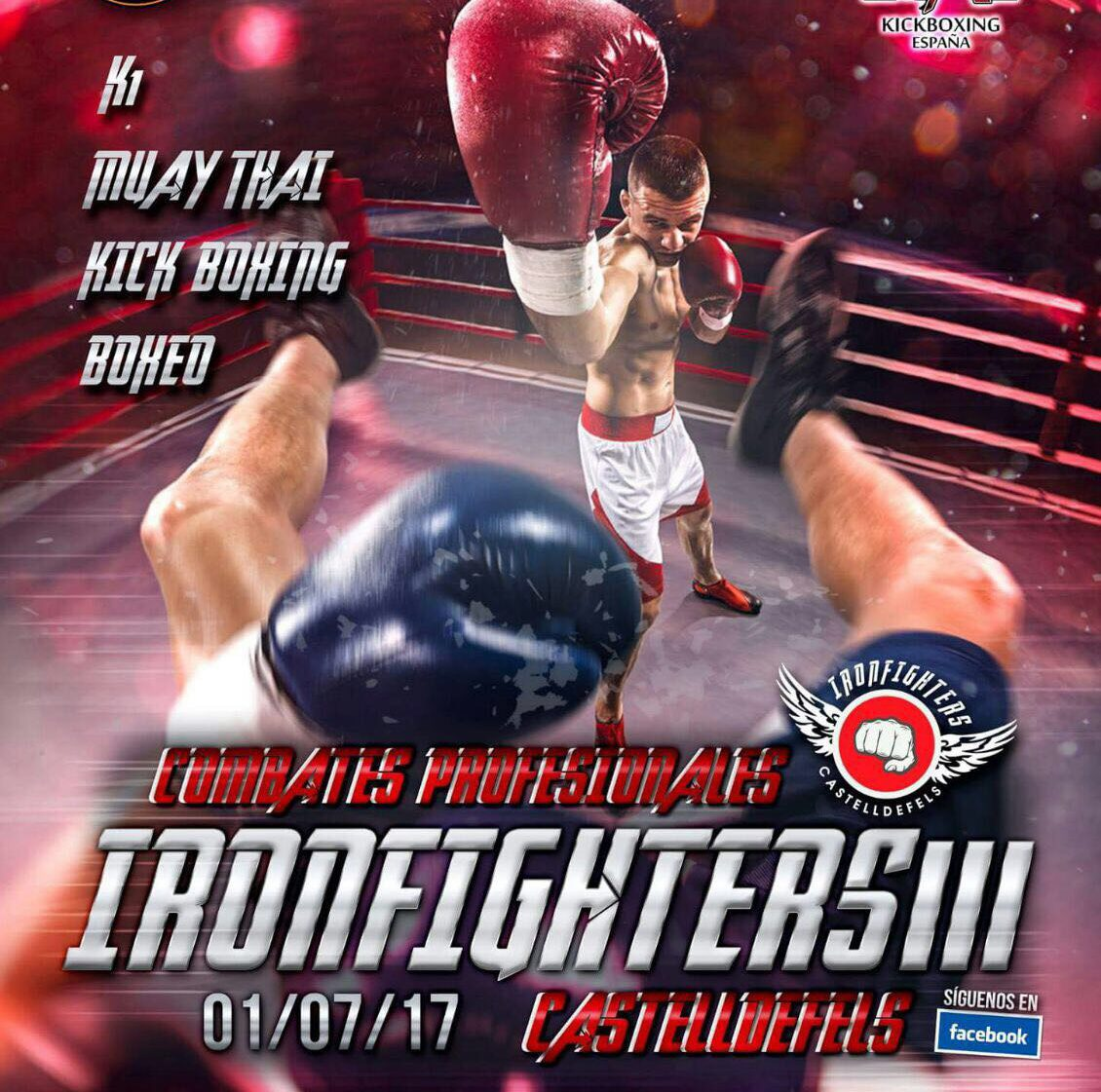 ironfighters III - CastelldeFels